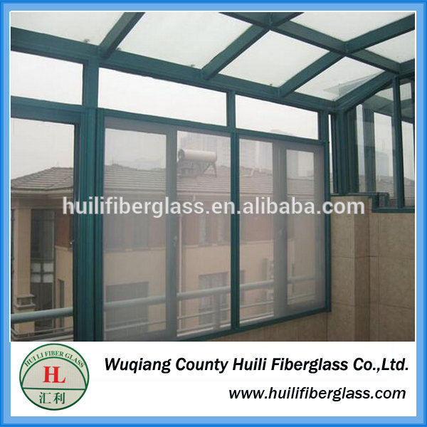 hengshui huili Insect Proof Fiberglass Door Screen/Fiberglass Mosquito Net(China Manufacturer)/sun shade net window