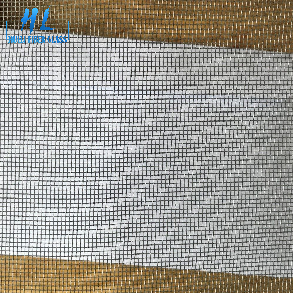 high quality flexible and stiff anti mosquito net 18×16 fiberglass window screen Featured Image