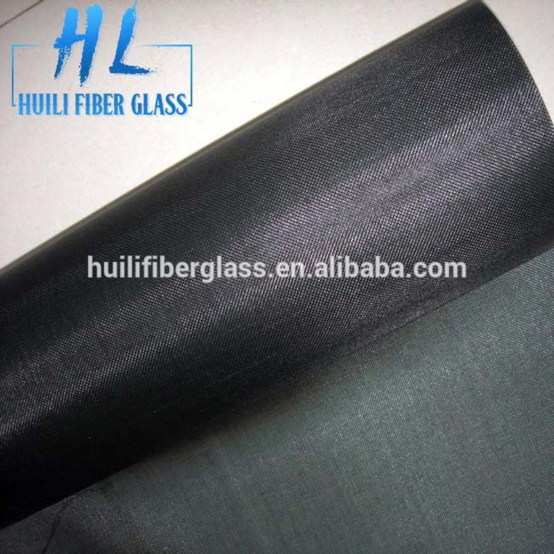 high quality PVC coated in roll fiberglass insect screen