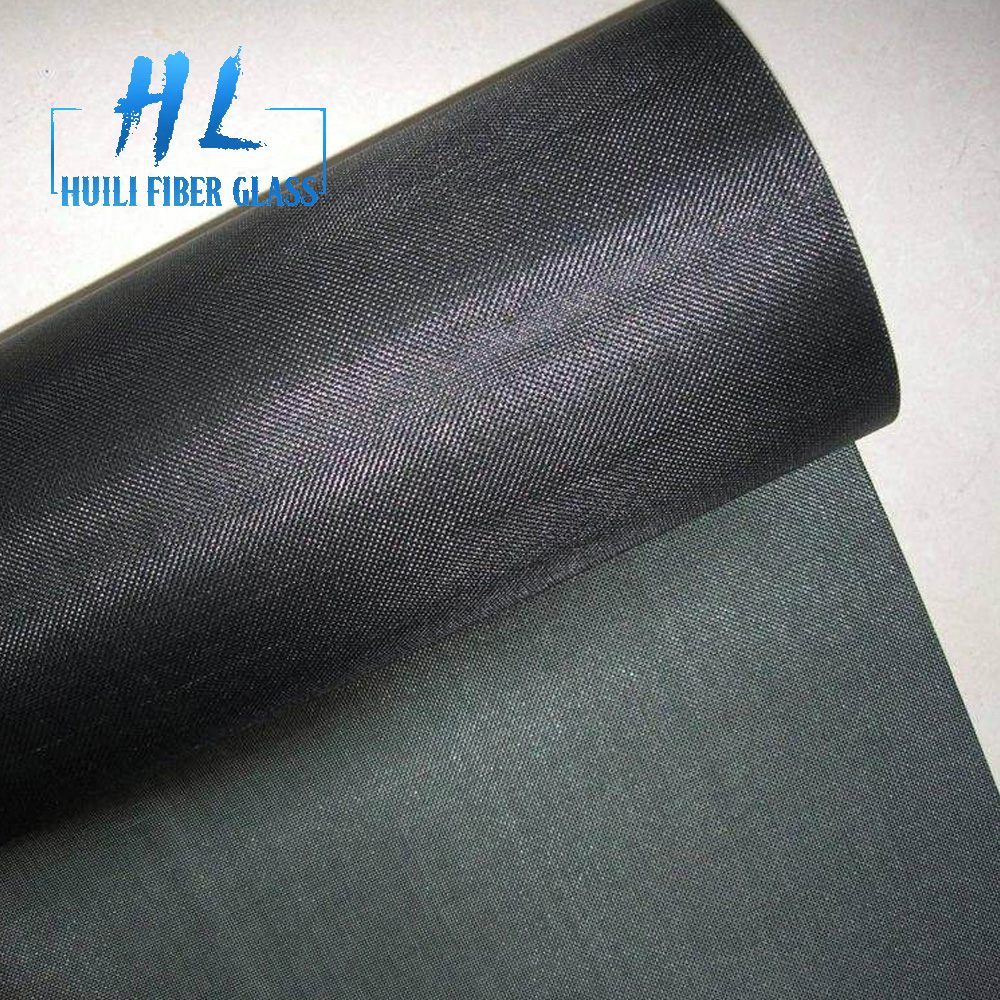 Hot sale grey color high tensile fiberglass window fly screen