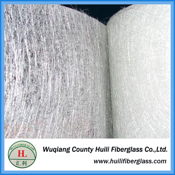 Hot sale high quality powder or emulsion fiberglass choppedstrand mat for boat building