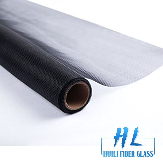 HuiLi 0.013inch 18*14 fiberglass window screen for window