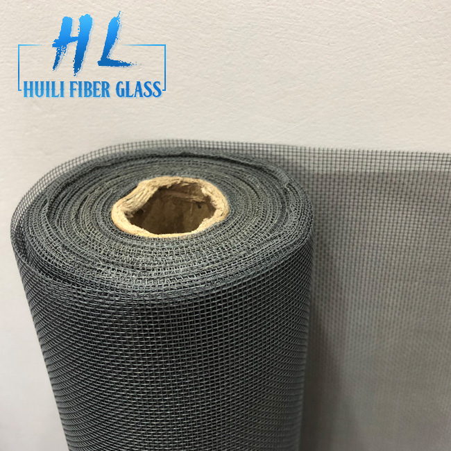 100% Original Factory Fiberglass Mesh Tape - Huili 20*20 24*24 small hole insect screen mesh/fiberglass window screen – Huili fiberglass