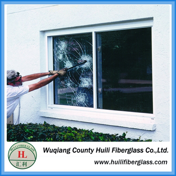 HuiLi 316 anti-theif doors and windows king kong stainless steel nets