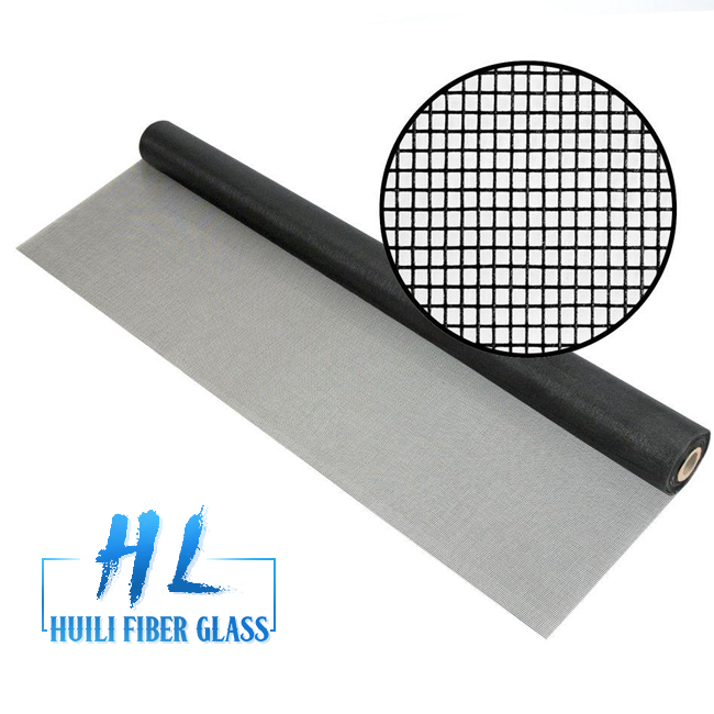 Huili Brand 18*16 Fiberglass Insect Screen/ Mosquito Nets/ insect window screening
