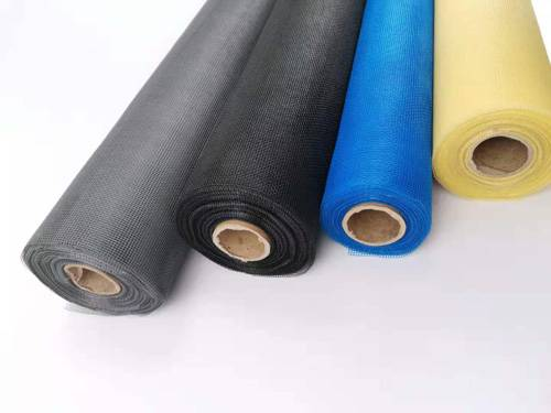 2.2m x 30m PVC Coated Fiberglass Mosquito Net Roll Featured Image