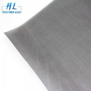 3ftx100ft Grey PVC Coated Fiberglass Insect Screen Mesh