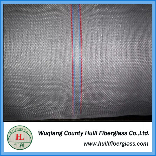 Factory Cheap Drywall Mesh - Latest design anti mosquito Trackless pleated mesh fly screen door – Huili fiberglass Featured Image