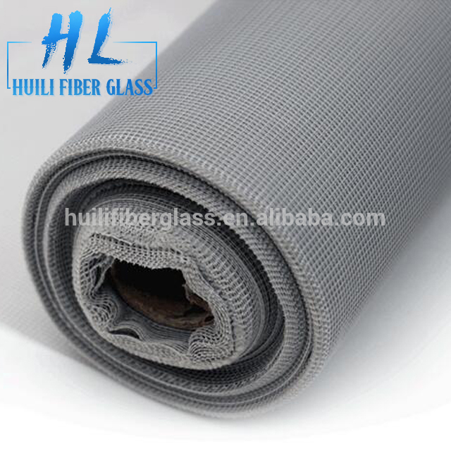 low price mosquito net 18*14 mesh fiberglass Window Screen mesh from Wuqiang County