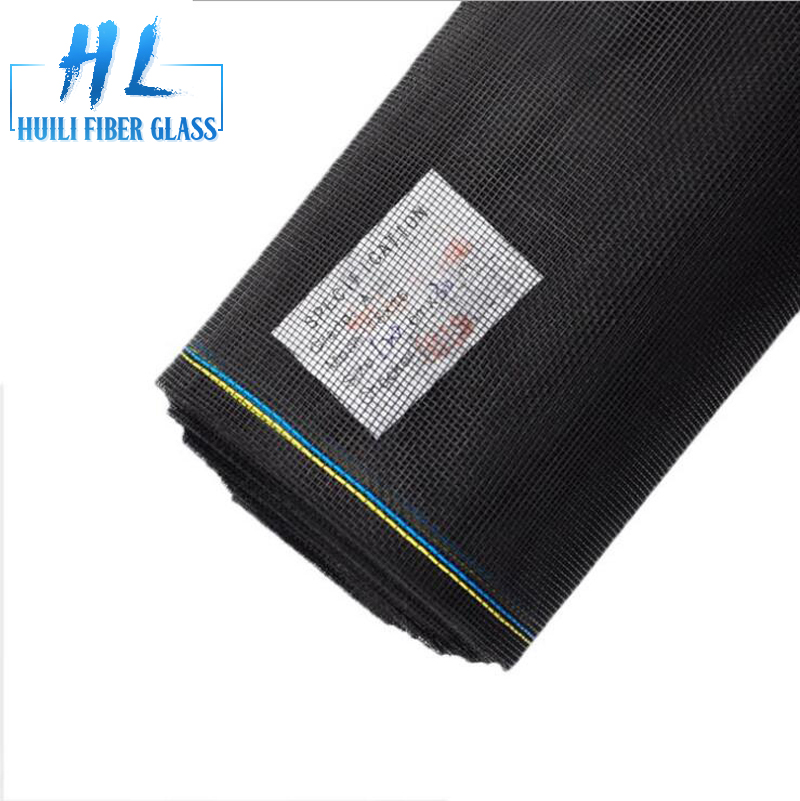 Europe style for External Wall Insulation Fiberglass Mesh - Lowest price 2018 Fireproof Fiberglass insect screen/ polyester/ mosquito net/insect gauze – Huili fiberglass