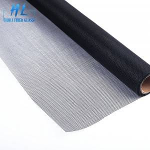 18*16 Mesh PVC Coated Fiberglass Window Fly Screen