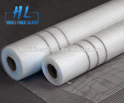 One way !!! Fiberglass mesh fabric 145/160g for plastering fiberglass mesh Supplier