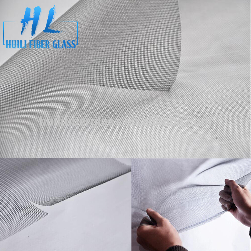 Plain Weave fiberglass insect window screen/transparent fiberglass window screen/mosquito nets