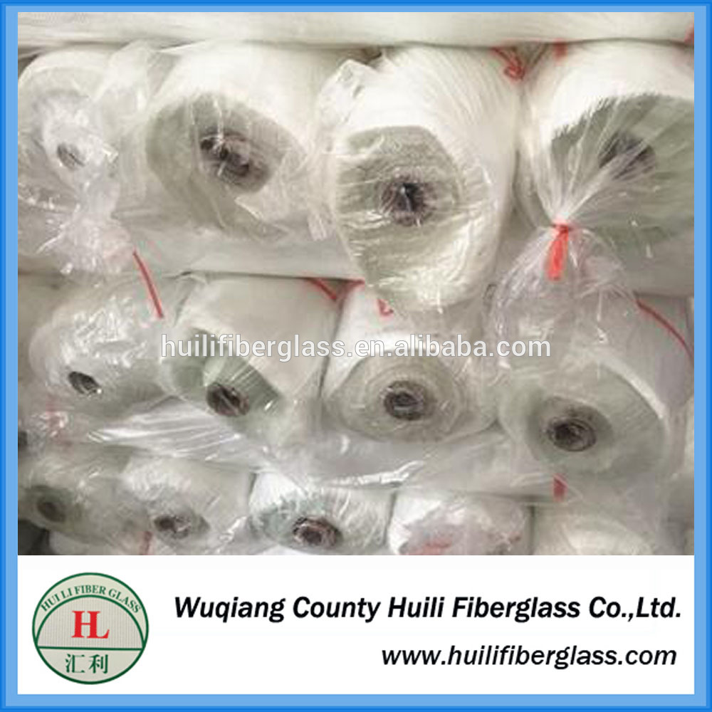 Plain Woven Roving Honeycomb Composite Fabric 3D Fiberglass Fabric For Boat