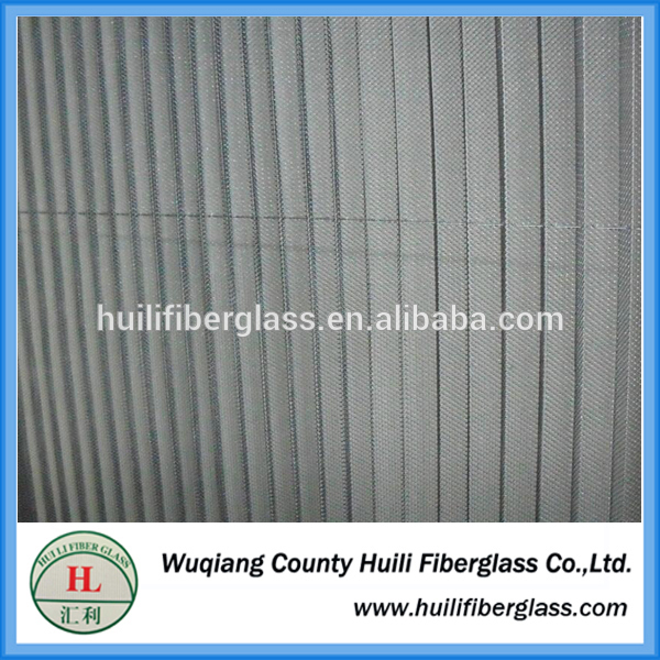 pleated insect screen mesh pvc coated fiberglass fabric fiber glass screen mesh