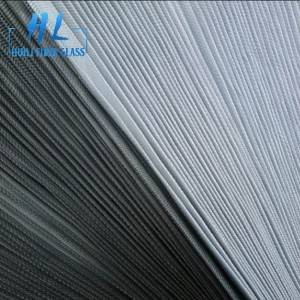 Hot Sale Polyester Pleated Mesh Polyester Plisse Incect Screen