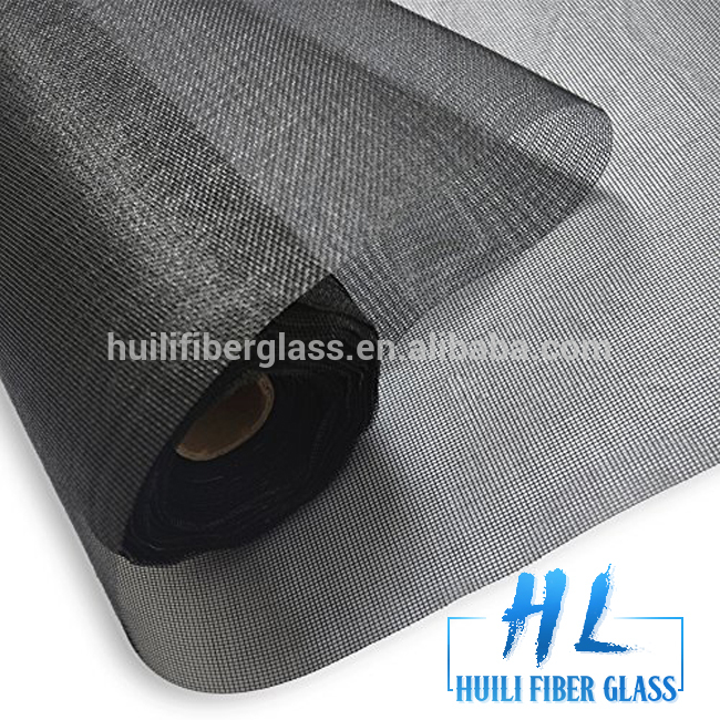 PVC coated 2018 new style fiberglass insect screen 110g/120g
