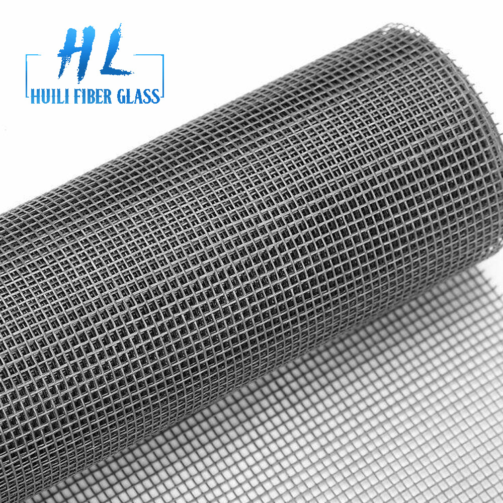 pvc coated fiber glass insect window screen