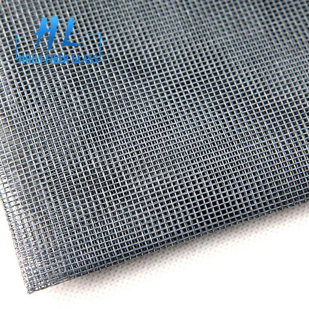 pvc coated fiberglass insect protection window screen