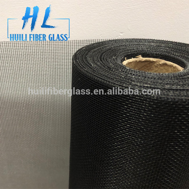 OEM Factory for Glassfiber Mat - PVC coated fiberglass insect screen/18*16 fiberglass mosquito netting – Huili fiberglass