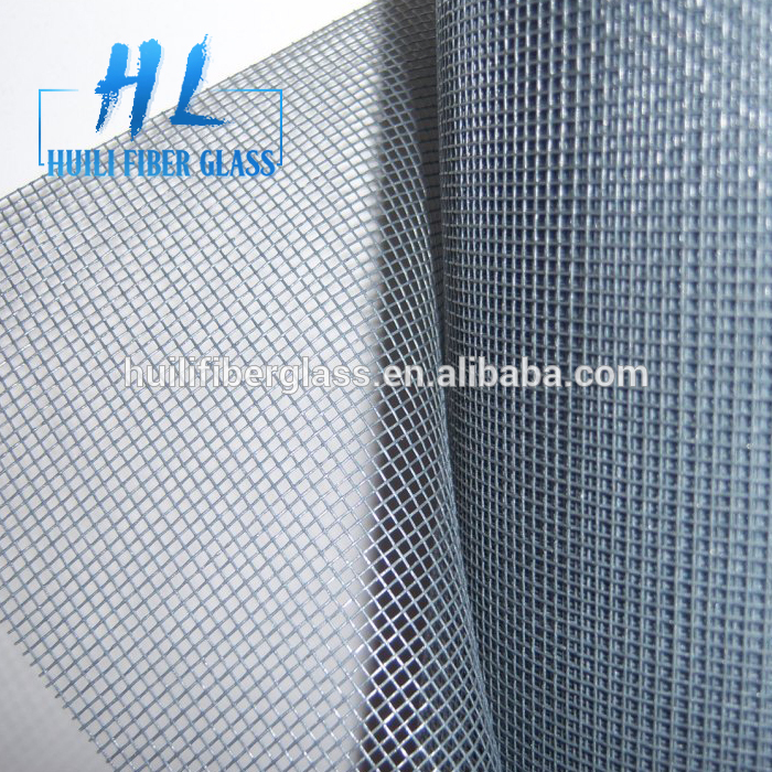 PVC coated fiberglass insect screen/window screen