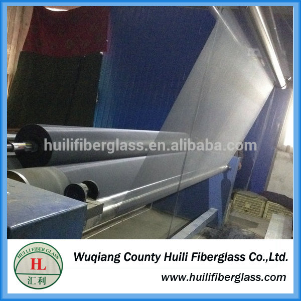 PVC coated Fiberglass Insect Screen/Window Screening/ Mosquito Ne