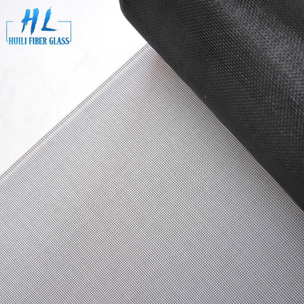 PVC Coated Fiberglass Material Window Screen Net For Anti Mosquito