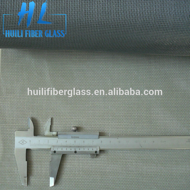 PVC coated Fiberglass window screen diy magnetic insect screen