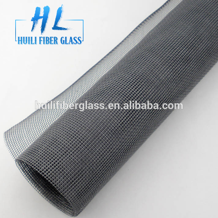 PVC coated insect proof fiberglass removable window screen 20*20 Featured Image