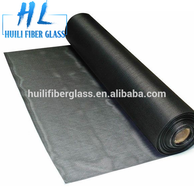 pvc fiberglass mosquito Insect Screen roll up window Fly Screen