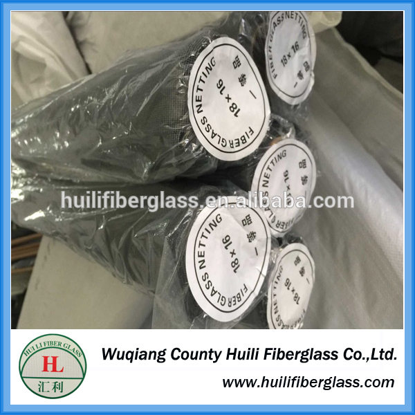 Retractable fly screens Factory Pet-Resistant Screening Fabric
