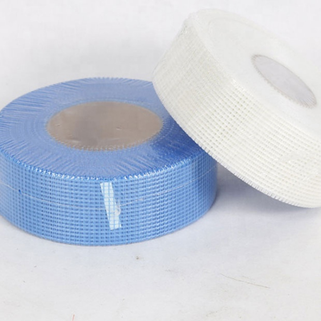 9×8 60g 50mmx90m Self Adhesive Fiber Glass Drywall Joint Tape Featured Image
