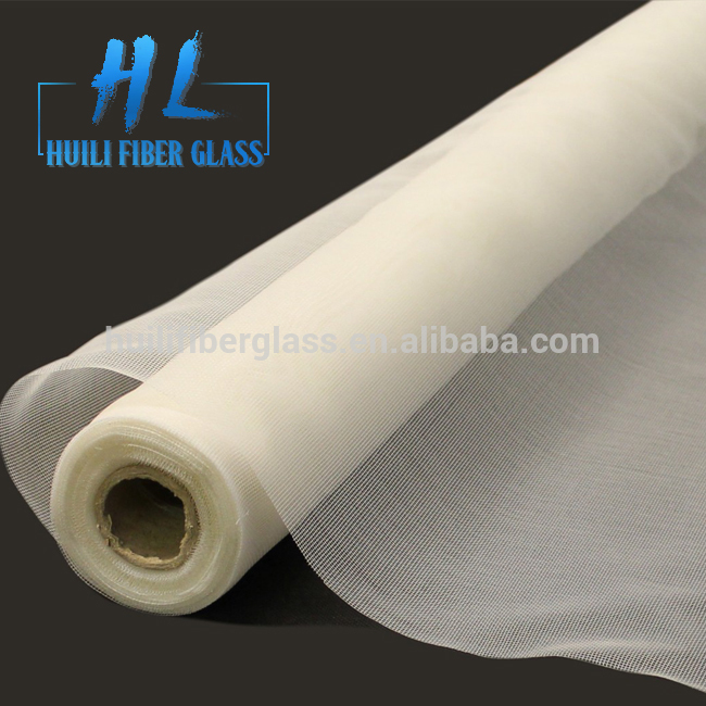 small hole 20*20 PVC Coated Window / Door Fiberglass Insect Screen