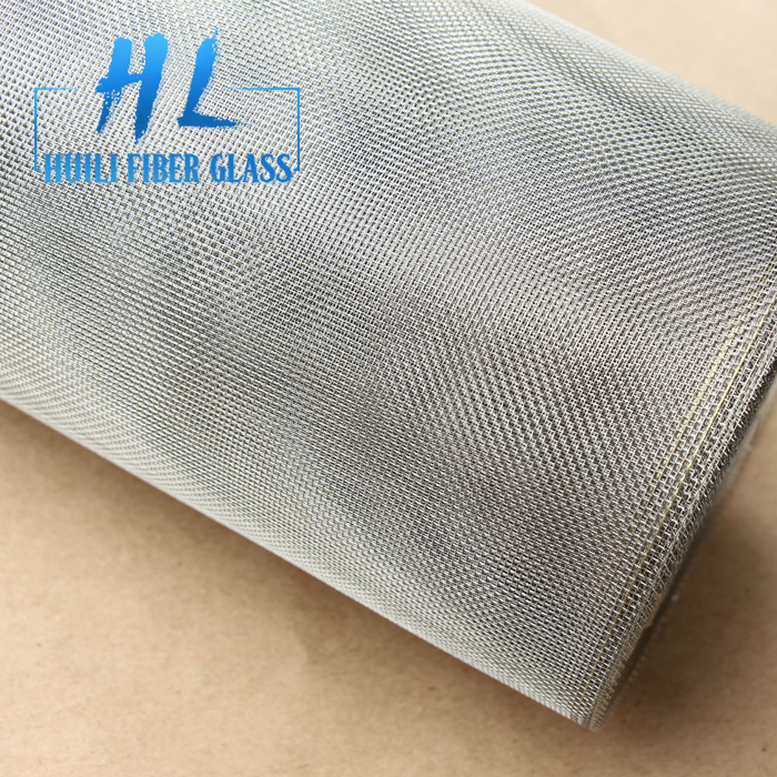 Stainless steel 304 insect /fly screen/ mosquito mesh window screen