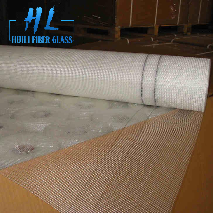 stiff quality 160g 4x4mm fiberglass mesh for wall and reinforcement