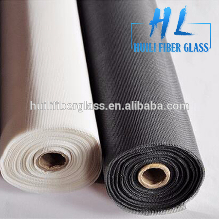 Top Quality Gray Color 120g fiberglass insect screen for window plain