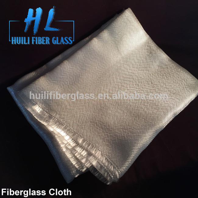 Twill Weave Type C Glass Yarn Type Fiberglass Cloth for Waterproofing