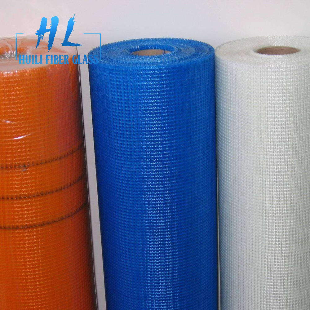 Wall and Heat insulation material fiberglass mesh
