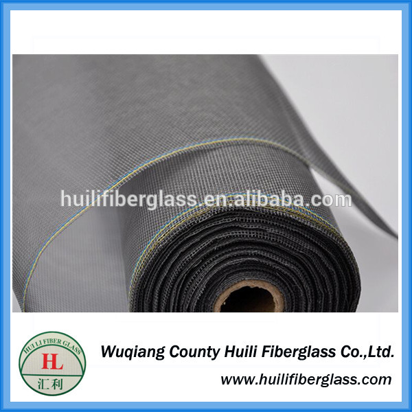 Quots for Good Aluminum Foil Fiberglass Cloth - Window dust filter, Dust proof fiberglass window screen mesh – Huili fiberglass