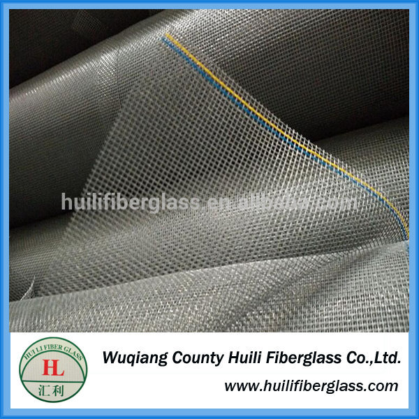Factory supplied Fiberglass Stitch Fabric - Wuqiang huili factory 18×18 mesh fiberglass window screen insect screen mesh (directly from factory) – Huili fiberglass