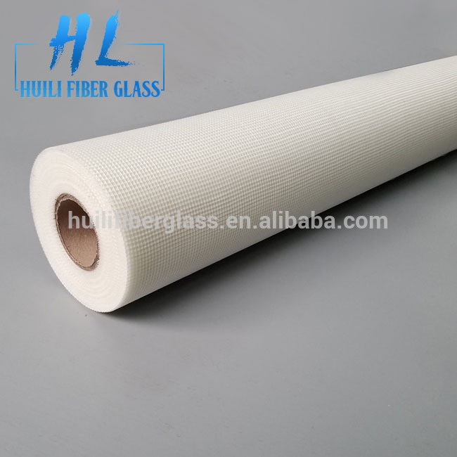 Wuqiang Huili factory alkali resistant fiberglass mesh for wall plaster mesh (ISO9001)