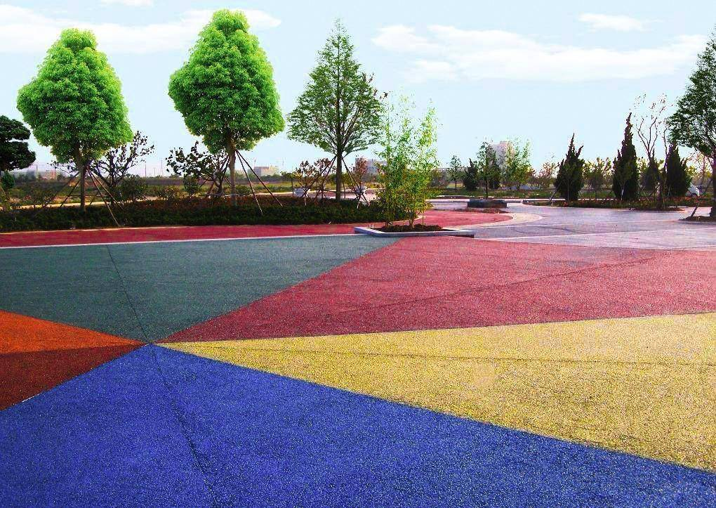 Construction Technology of Color Anti-skid Pavement