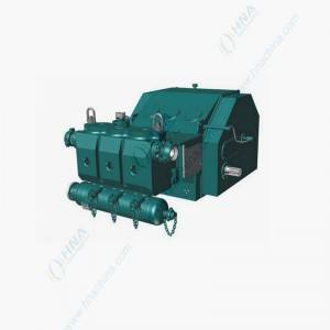 HNA 2250-TWS Triplex Frac Pump — For Fracturing Application