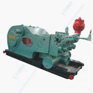HNA-F-800 Triplex Mud Pump