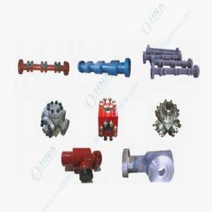Forging High Pressure Manifold for Pumps