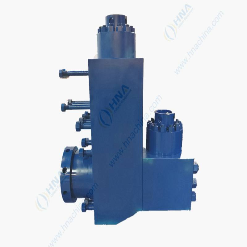 L-SHAPED Two Piece Fluid End Module — 5000PSI/7500PSI Options Featured Image