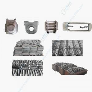 Other Forging Parts– Heavy Machinery Applications