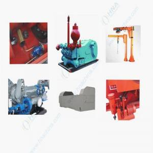 HNA Other Assembly and Parts of Mud Pump Interchangeability