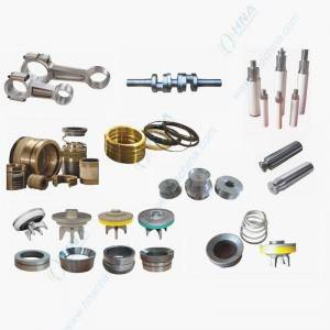 Fluid End & Power End Spare Parts for Plunger/Frac Pump