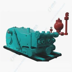 HNA-F-1600 Triplex Mud Pump